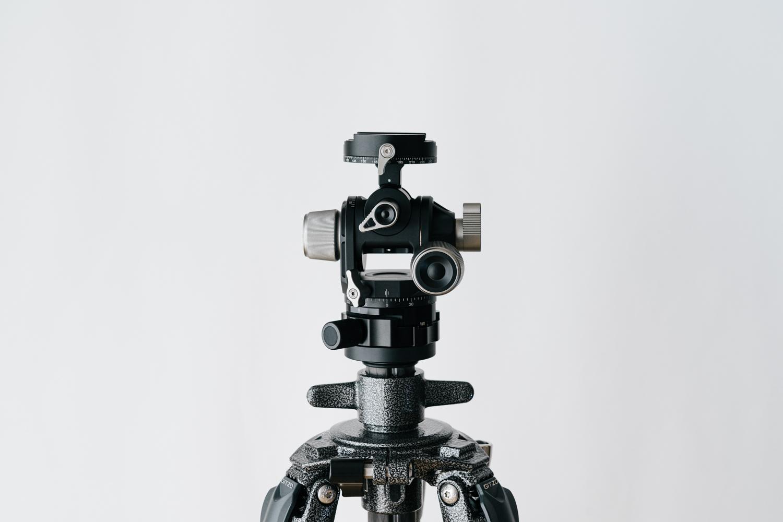 ギア雲台 Leofoto G4