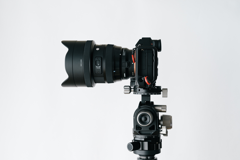 ギア雲台 Leofoto G4 SIGMA 12-24mm F4 DG HSM | Art
