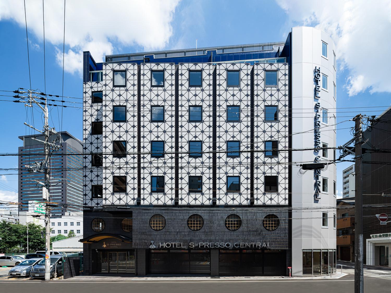 大阪市中央区でホテルの竣工写真撮影
