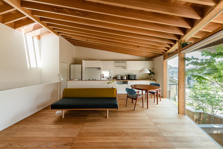 建築写真「設計士と建てる家」