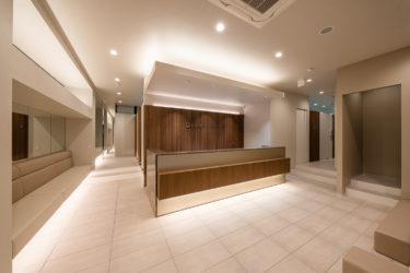 大阪府豊中市で歯科クリニックの建築写真撮影
