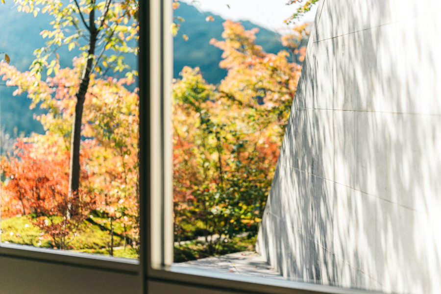 MIHO MUSEUM(ミホ ミュージアム)