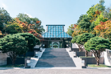 MIHO MUSEUM(ミホ ミュージアム)で建築散歩
