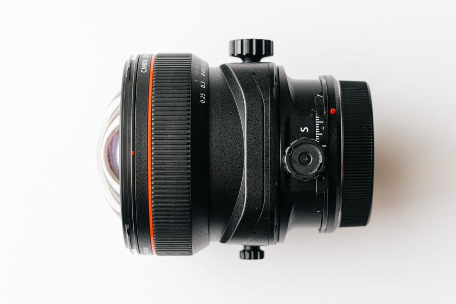 Canon(キヤノン) TS-E17mm F4L
